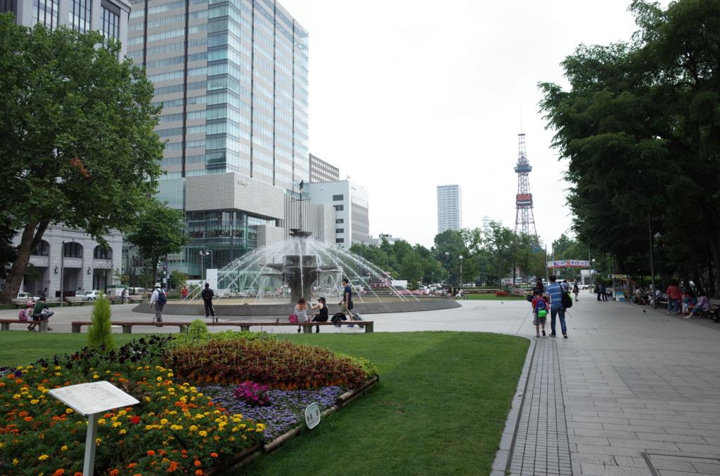 札幌から富良野&美瑛をドライブしたときに撮影した写真