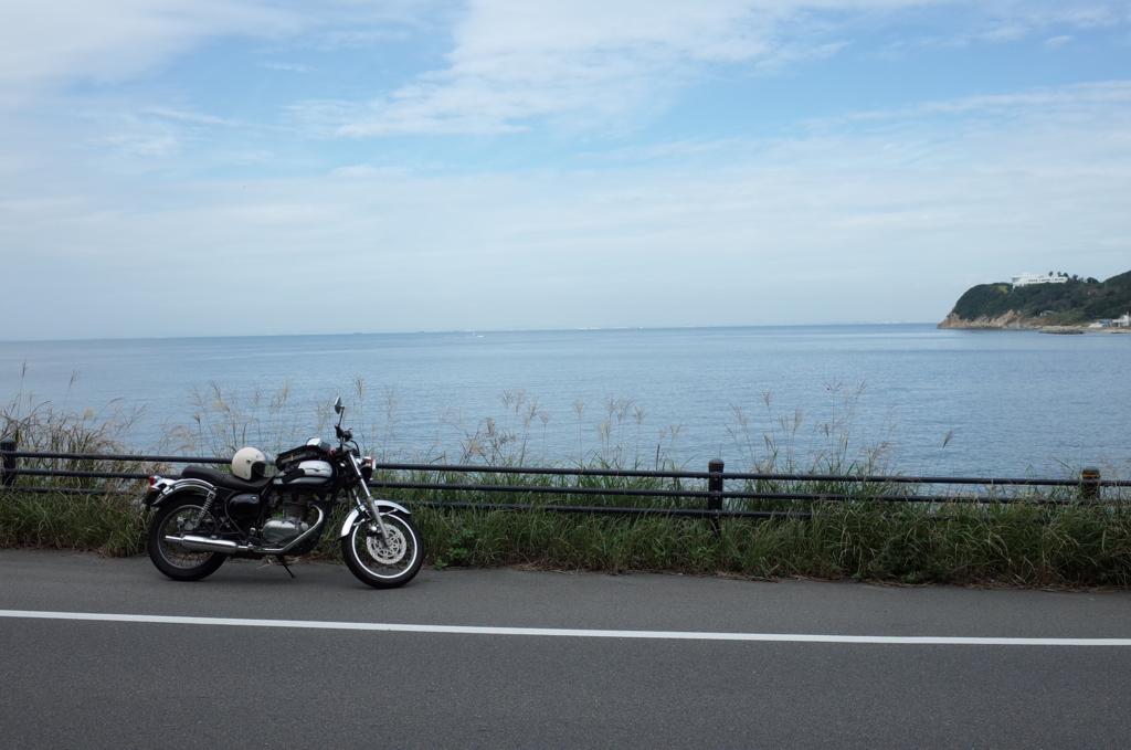 レンタルバイクで淡路島一周ツーリングしたときの写真