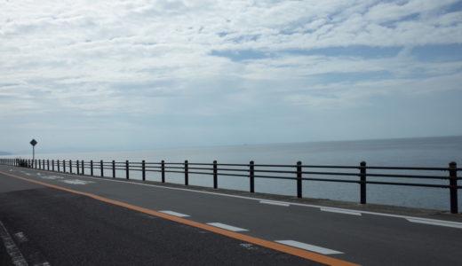 淡路島1周ツーリングで大失敗!初心者がバイク公道デビューで淡路島に行ってみた感想