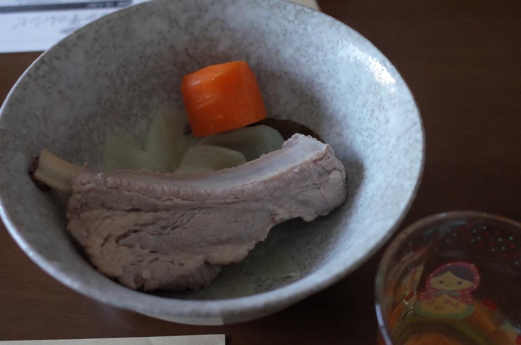 異文化料理教室タダクでつくったロシア料理教室のボルシチ