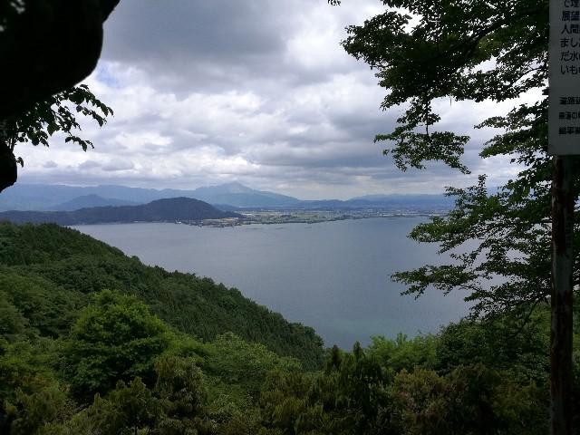 琵琶湖1周ツーリングで訪れたメタセコイア並木の写真