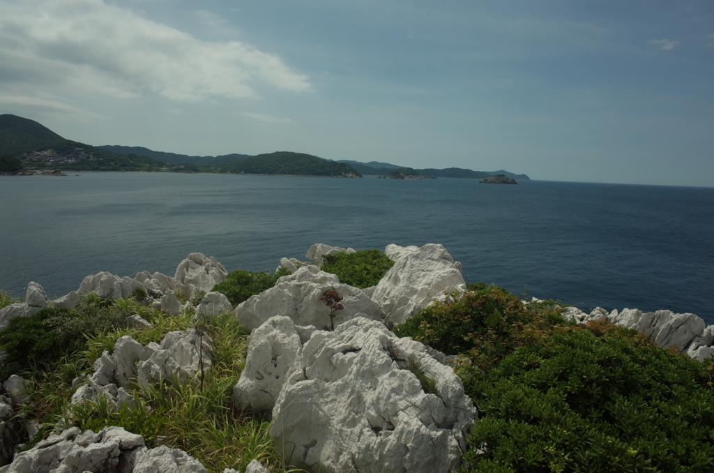 紀伊半島1周ツーリングで訪れた観光地の写真