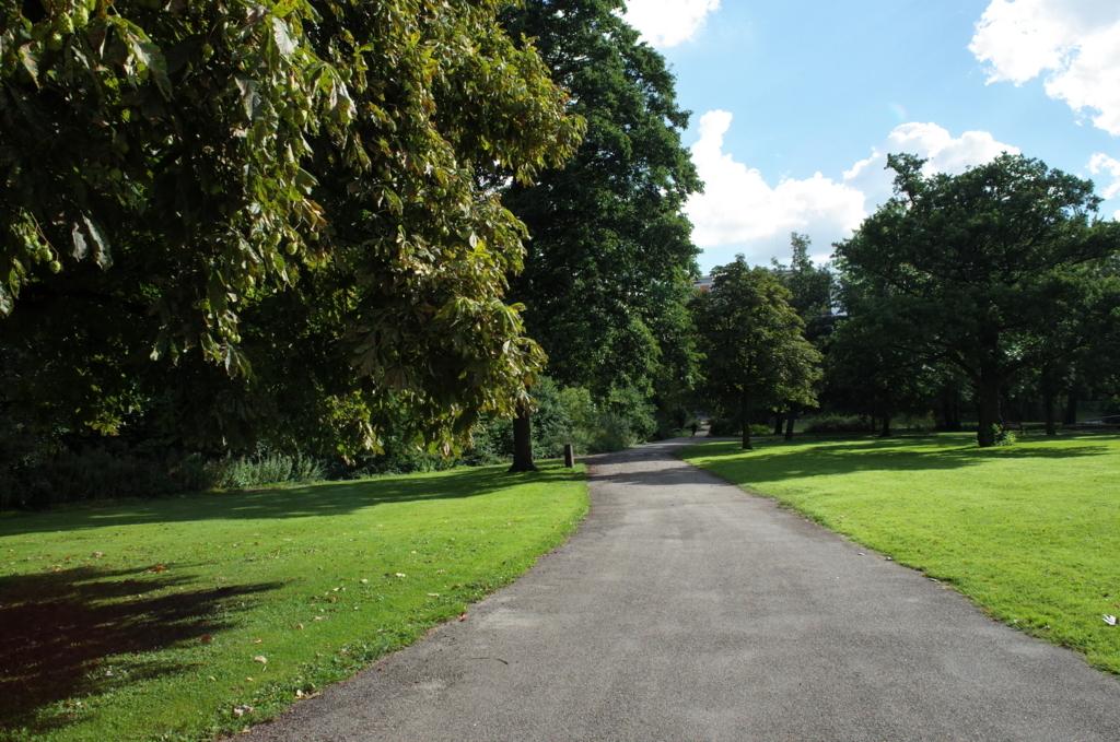 ロッテルダムの公園の写真
