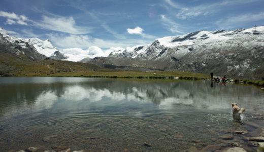 スネガパラダイス旅録*ツェルマットで感激したハイキングコース紹介
