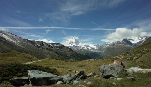 女一人旅のツェルマット*初めてのスイス観光にツェルマットをオススメしたい理由