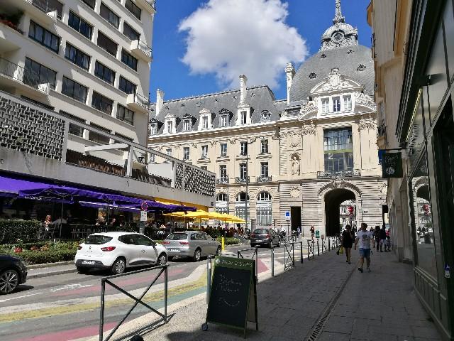 レンヌの街の写真