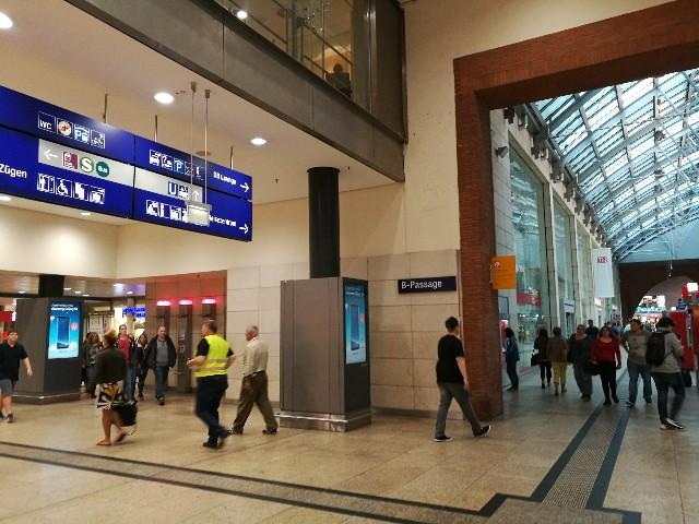 ケルン中央駅の写真