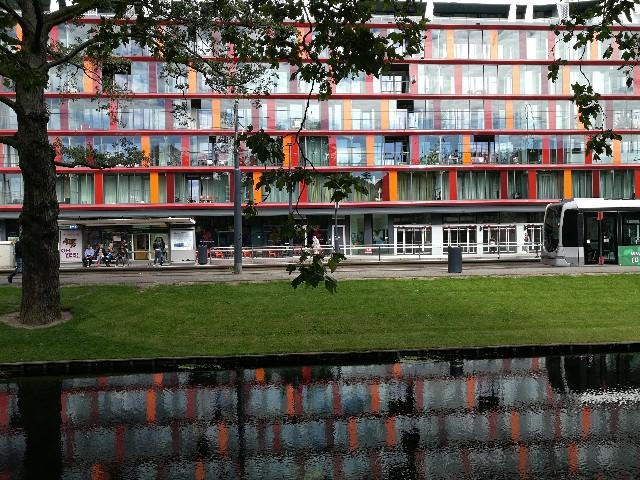 ロッテルダムの街の写真