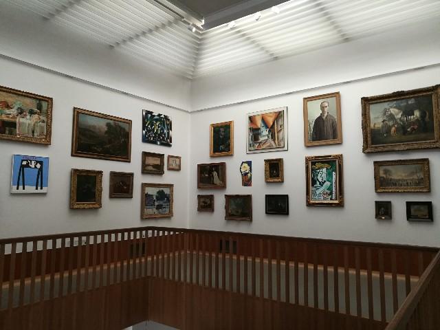 ロッテルダムのボイマンス・ヴァン・ベーニンゲン美術館