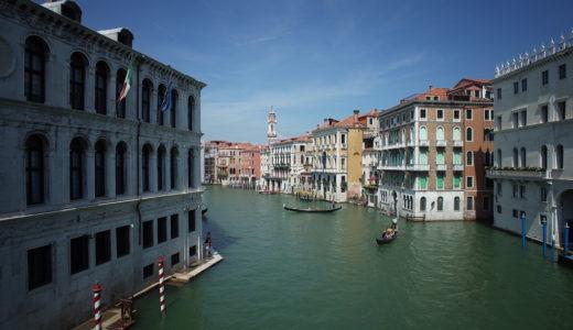 女一人旅のヴェネチア*カメラ片手にイタリア水の都を半日観光した感想