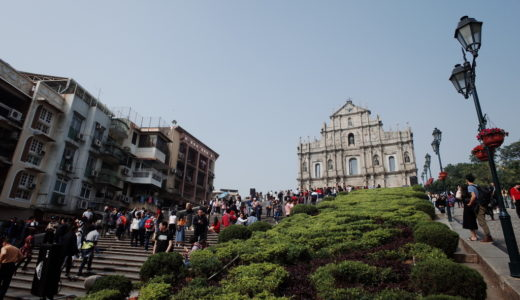 女一人旅のマカオ*香港からフェリーで日帰り旅行してみた感想