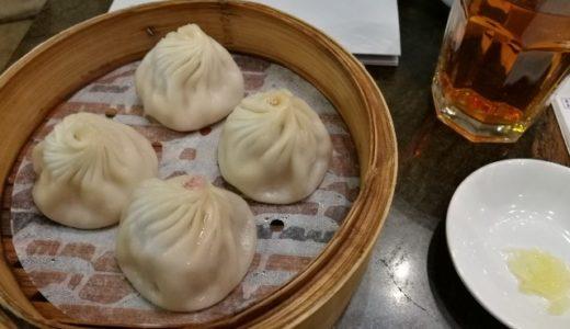 香港一人飯*糖朝(トウチョウ)や翡翠拉麺小籠包(クリスタルジェイド)で食事した感想