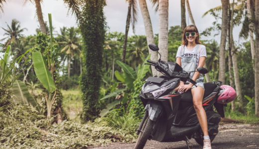 女性ライダーにおすすめなヘルメットの選び方【答えはフルフェイス一択】