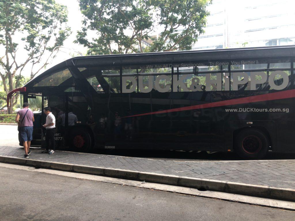 サファリゲート(バス)の写真