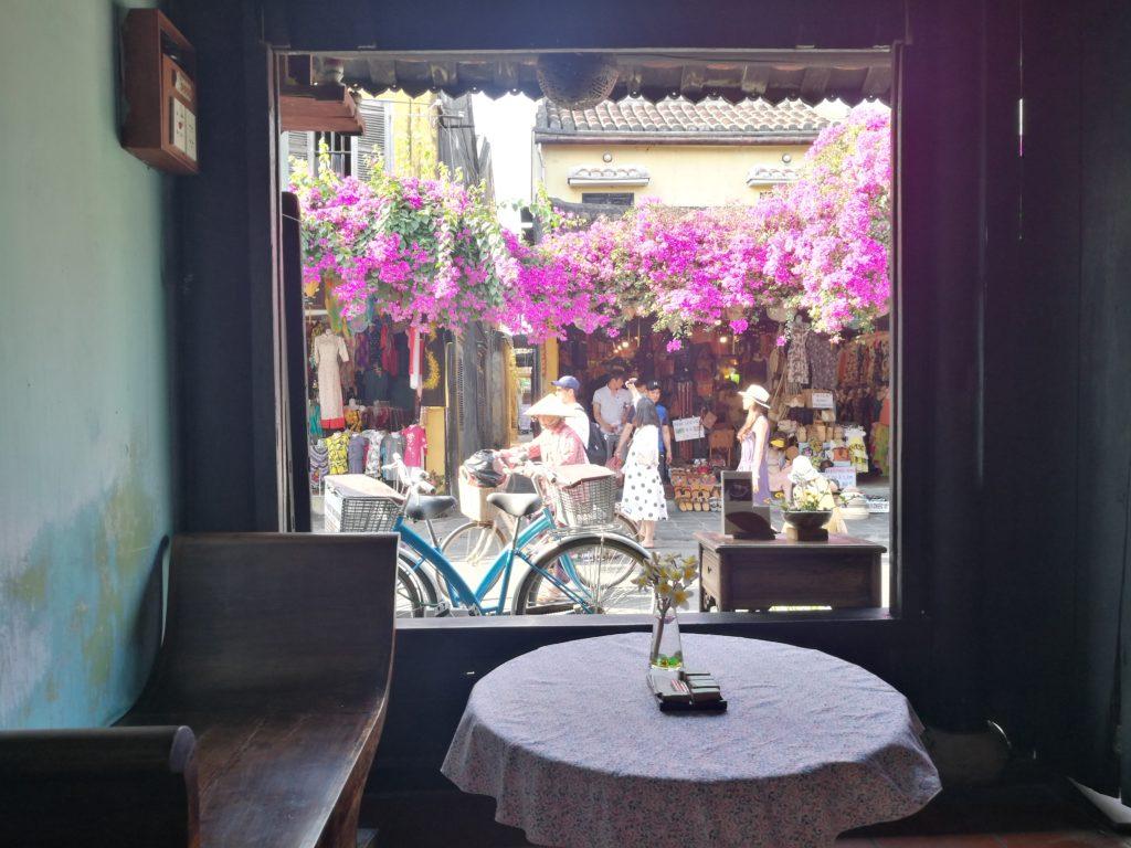 ホイアンのカフェの写真