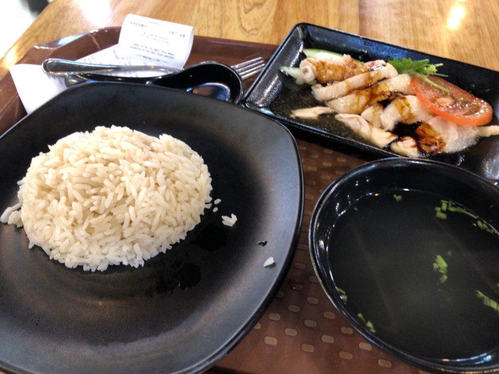 シンガポール一人旅で食べた食事の例