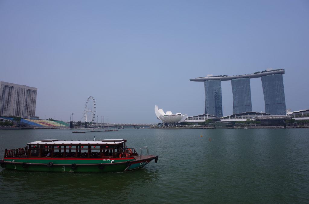 シンガポール一人旅で見た風景